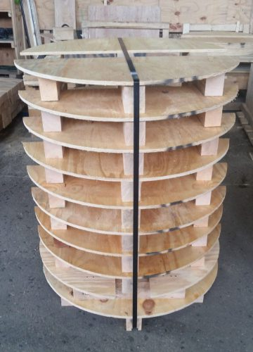 Round Pallets